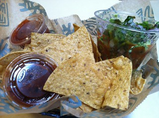 Life changing chips and guacamole from Frontera Fresca