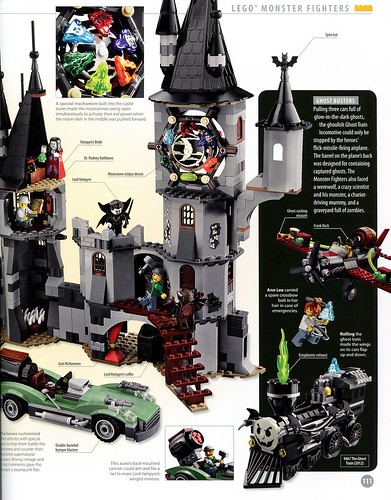 The LEGO Book v2 Monster Fighters page2