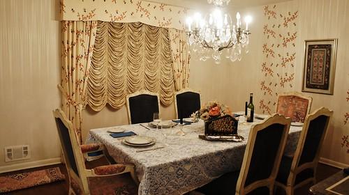 Chanukah Dinner  2012
