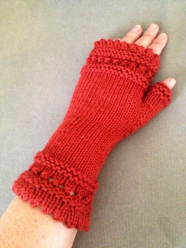 Reading Mitts