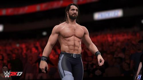 Seth Rollins WWE 2K17
