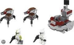 75000 Clone Troopers vs. Droidekas - 1