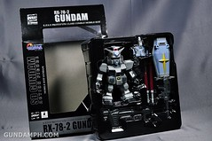 SDGO RX-78-2 (G3 Rare Color Variation) Unboxing & Review - SD Gundam Online Capsule Fighter (7)