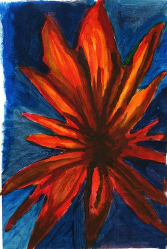 Fireflower - finished