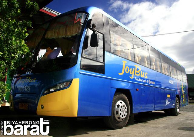 Genesis Joy Bus Baler Aurora
