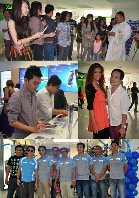 Samsung Laoag Opening