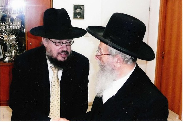 Rabbi Leib Tropper