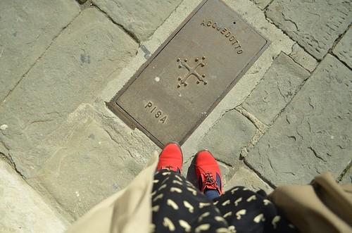 Step on Pisa