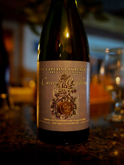 Captain Lawrence Cuvee de Castleton
