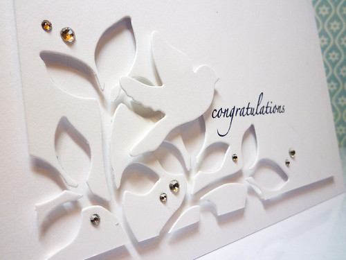 Wedding Congratulations - Close Up