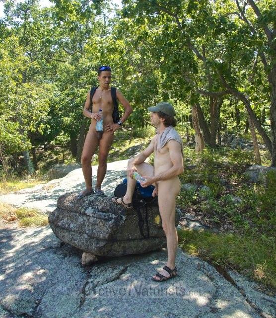 naturist 0019 Harriman park, NY, USA