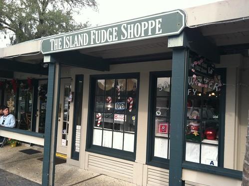 Familiar Haunts: The Island Fudge Shop