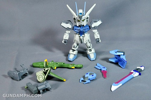 SDGO SD Launcher & Sword Strike Gundam Toy Figure Unboxing Review (8)