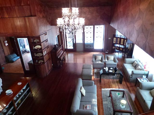 Visit to Sandejas house