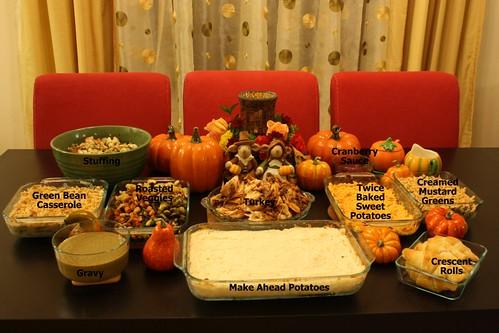 2012 11 Thanksgiving Dinner(2)
