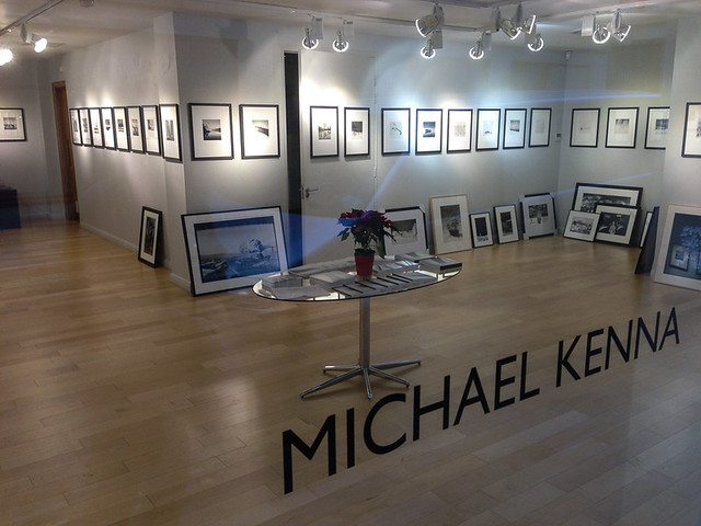 Michael Kenna Exhibition