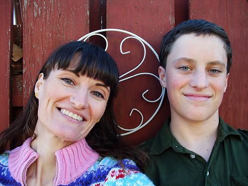 Mom & Ty w/edit by chauntelensey