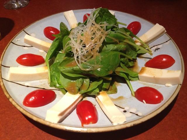 Wafu salad - Izakaya Takonoki