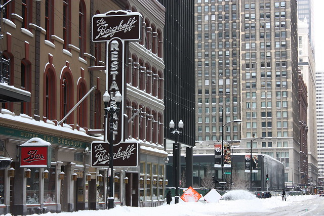 2011 Blizzard Chicago