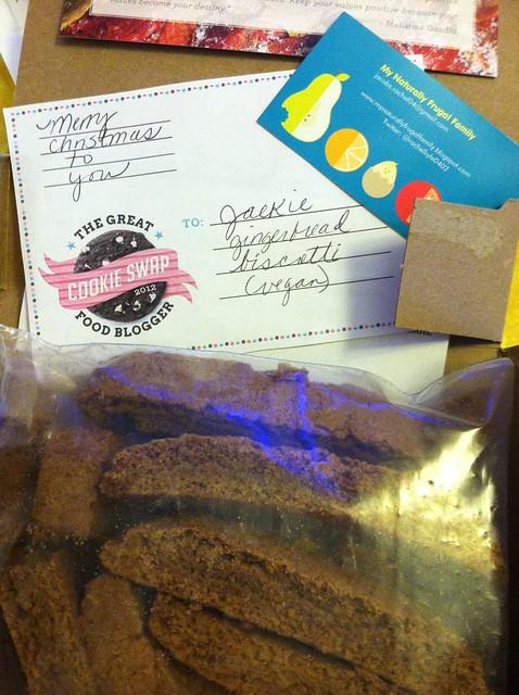 1st cookie swap package