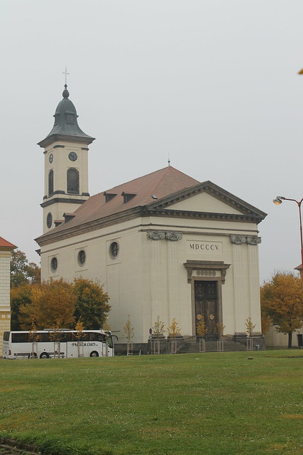 Terezín Church