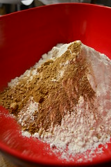 Gingerbread Dry Ingredients