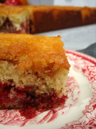 Cranberry Coffee Cake