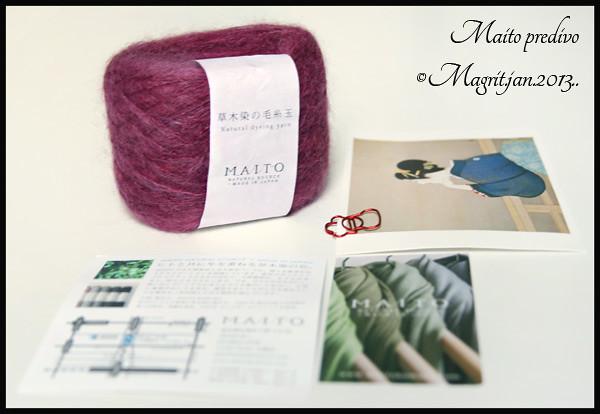 MAITO yarn