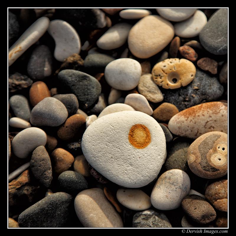 Fried Egg Pebble