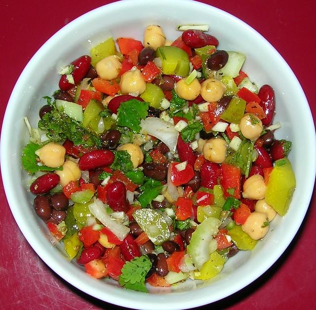 Baja Bean Salad