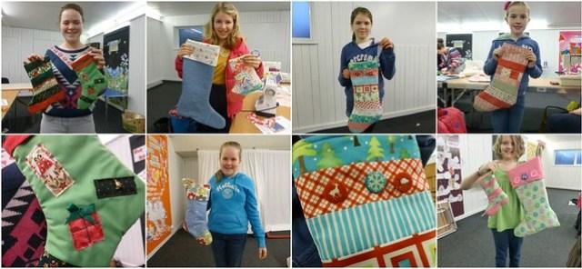 Kids Stocking Workshop Dec12