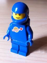 Astronaut minifigure