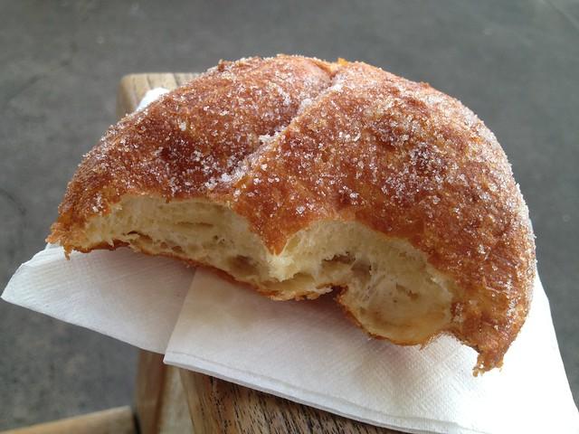 Original malasada - Leonard's Bakery