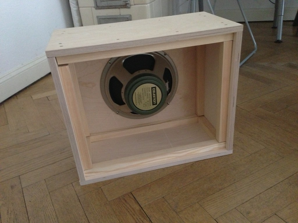 How To Build A Guitar Speaker Cabinet Smyck