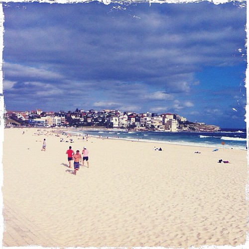 Well, hello, Bondi!