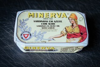 Canned fish: Minerva