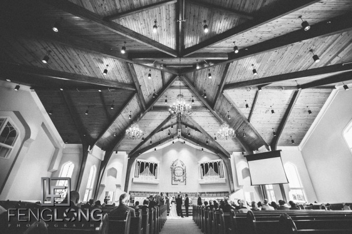 Chalandra & Richard's Wedding | Pleasant Hill Presbyterian Church & Marriott Gwinnett Place | Atlanta Wedding Photography