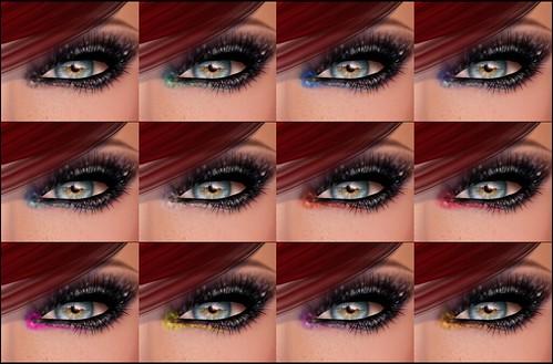 Mons @ TDR Fusion | Eyeshadow