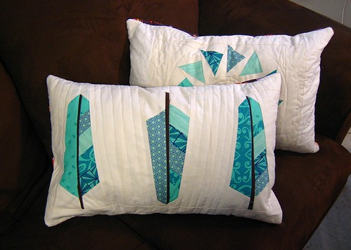 Feathers pillow