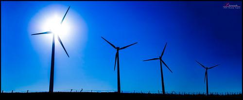 Gigantes de viento - Wind Giants