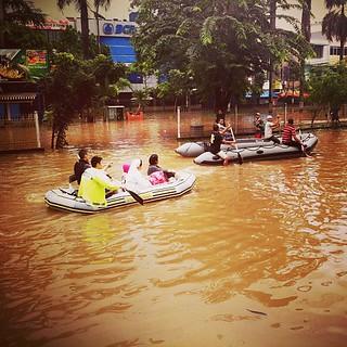 #flood #jakarta