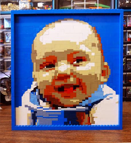 Baby Mosaic 1