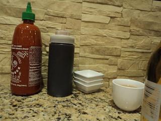 Pho Jade Condiments