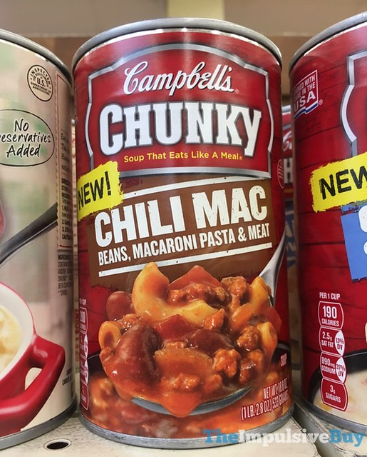Campbell's Chunky Chili Mac