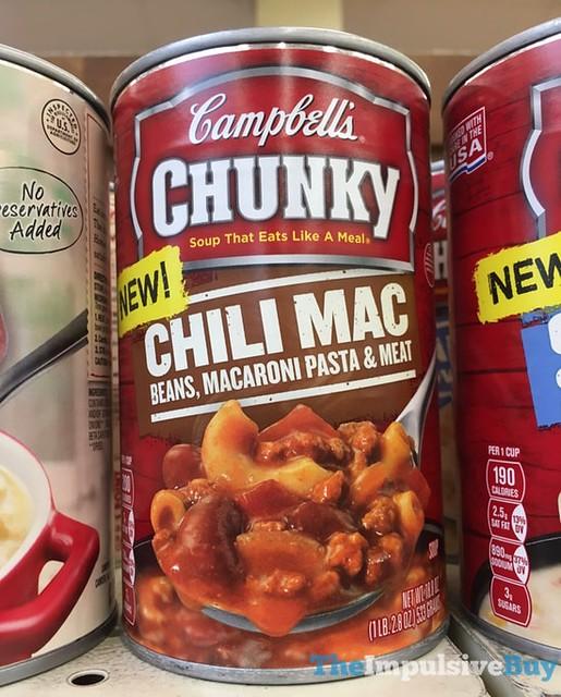 Campbell's Chunky Chili Mac
