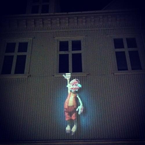 #jólavættir #santa #light #reykjavik #iceland #christmas