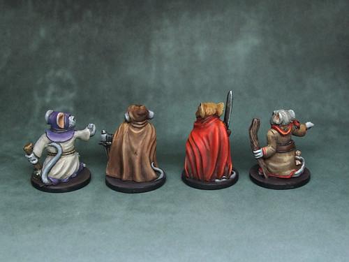 Heroic Mice & Mystics