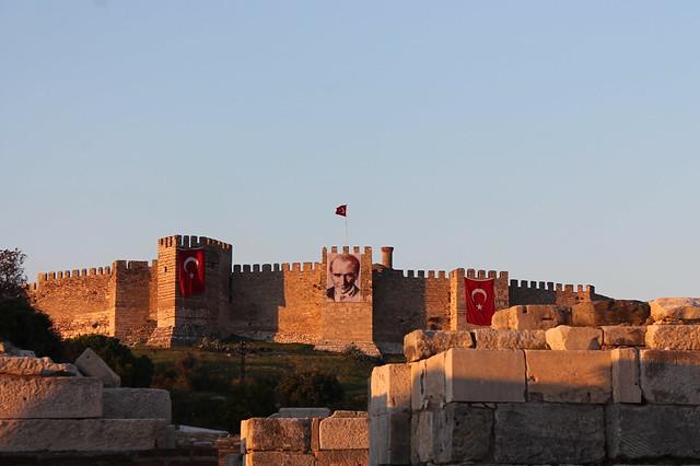 Ataturk castle