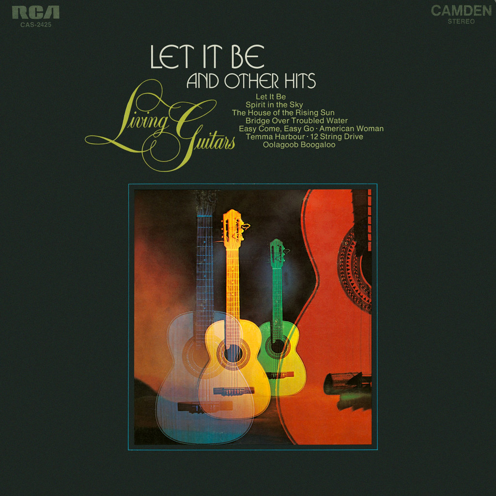 Living Guitars - Let It Be