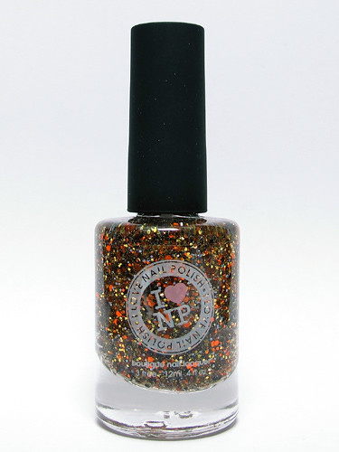 I Love Nail Polish: Goldie Boo... Boo!